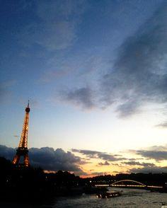 Paris all the way!