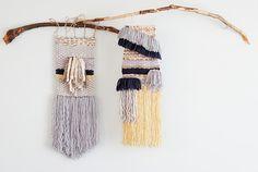 手織りウォールデコレーション