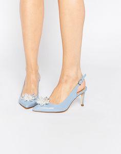 Image 1 - ASOS - SHIVER - Chaussures à talons ornementées