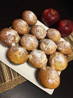 Muffin preparati da @katialacapria con questa ricetta http://imenudibenedetta.blogspot.com/2012/10/muffin-alle-mele.html