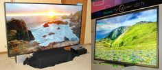 The Best Home Theater Products at CES 2014: Westinghouse Digital and Hisense 110-inch 4K UltraHD TVs at CES 2013