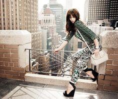 Ashley Green DKNY