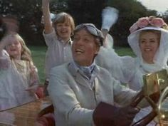 Near, far, in our motor car oh what a happy time we'll spend, Bang Bang Chitty Chitty Bang Bang, our fine four fendered friend. Good Old Movies, Oliver Twist, Hooray For Hollywood, Movie Lines, Roald Dahl, Classic Tv, Disney Movies, I Movie, Movies And Tv Shows