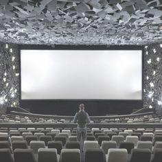 Cinema architecture and interiors   dezeen with regard to theater architecture design building