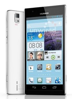 Huawei unveils Ascend P2, aims to take on Apple and Samsung in 2013