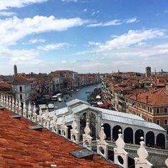 Venice, Italy ....Photo by @matt_dl