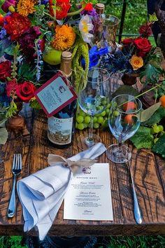 Vineyard wedding inspiration  Photo Credit: Storyboard Life  {Wedding Planning: www.ashleybaberwe...