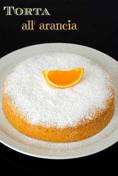 Come fare una torta d'arancia senza glutine in 5 minuti