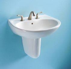 small bathroom sink - 22 7/8