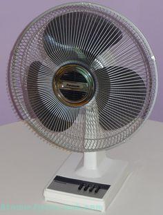 Vintage Panasonic Electric Fan