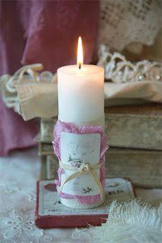 BUTIK DRÄNGSTUGAN Pillar Candles, Advent, Taper Candles