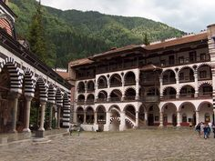 Rila Monastery-Bulgaria