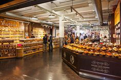 The Nut Box at Chelsea Market