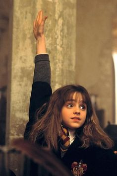 Harry Potter and the Philosopher's Stone. Emma Watson is the living proof that beauty, far from being shallow, is an art .