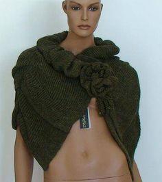 coprispalla lana