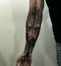 #wolf #wolftattoo #armtattoo #tattoo #arm #ink
