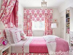 Hydrangea Hill Cottage: Some Wonderful Girl's Rooms