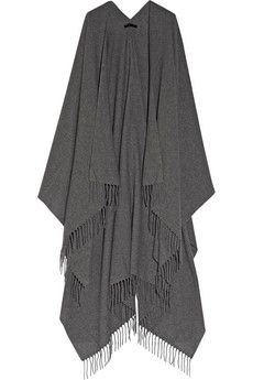 Gypsy Travel Pack Your Bags| Serafini Amelia| The Row Rina fringed cashmere cape | NET-A-PORTER