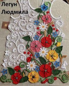 Ирландское кружево от Людмила Легун/Ванюшина/
