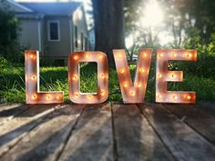 Plug+in+LOVE+Lightup+Marquee+Sign+by+marqueemarket+on+Etsy,+$97.00