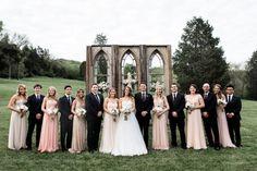 Southern Classic Family Style Wedding :: Julie+Kyle | Cedarwood Weddings