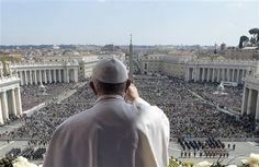 Papa Francisco recuerda a víctimas del terrorismo...