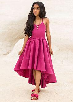81779a46723  COMING SOON -- May 25th  Pearl Dress in Garnet - Ma Petite Pearl