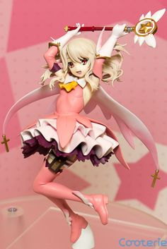 Fate/kaleid liner Prisma Illya: Illya (Charagumin by Volks) Figure Review - Cooterie