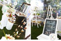Mesa de dulces | primera comunión | fiesta | verde & blanco | vintage | www.beKUUKI.com