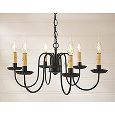 Chandeliers for your country early american colonial style chandeliers for your country early american colonial style setting or as an accent in a contemporary homesheraton six arm chandelier in black by irvins mozeypictures Image collections
