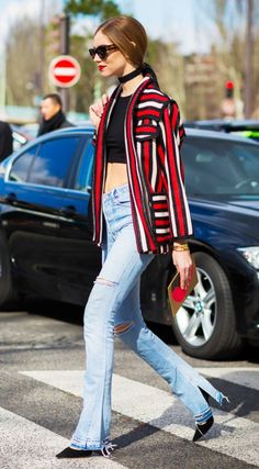 50 Fresh Outfits That Will Be Massive This Summer via @WhoWhatWearUK