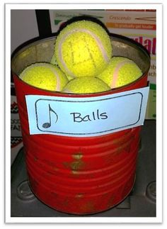 10 Ways to Use Balls in the Music Class Room