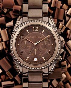 Michael Kors Watches Women Shop at www. Michael Kors Outlet, Handbags Michael Kors, Mk Handbags, Fashion Handbags, Mk Watch, Gold Watch, Rolex, Daniel Wellington, Omega