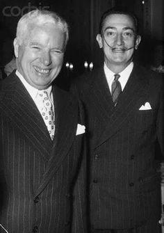 Chaplin & Dalì