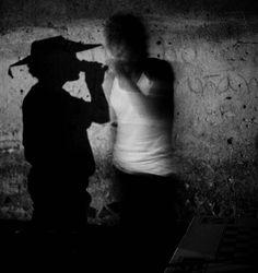Shadow Drinking | Debbie Fleming Caffery