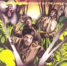 56. Jungle Brothers - Straight outta jungle (1988)