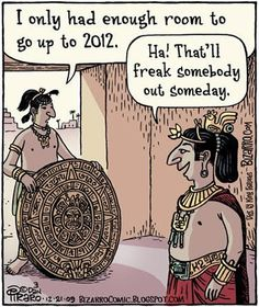 Ha!  I'll have to put this on fb in 2012
