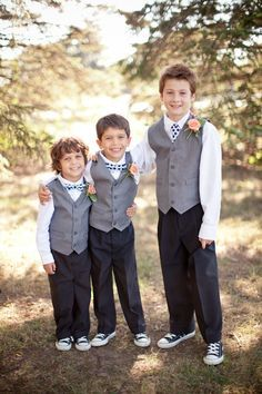 Ring bearer on Pinterest | Suspenders, Ring Bearer Outfit and Ring ...