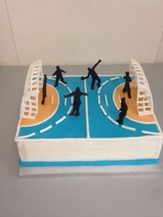 Image result for handball cake