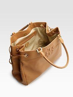 Tory Burch bag in camel