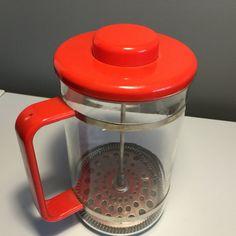 Vintage BODUM Bistro French Press Coffee Maker 8-Cup by LostCrafts