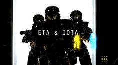 red vs blue Eta and Iota....these twins have literally done nothing, but I gotta love them anyway for their random scenes of awesomeness