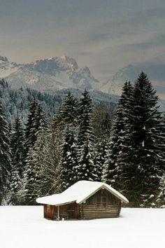 Great wintery scene