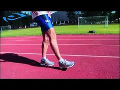 Elixir - Juoksu - Juoksuaskeleen eri vaiheet. Different stages of running.