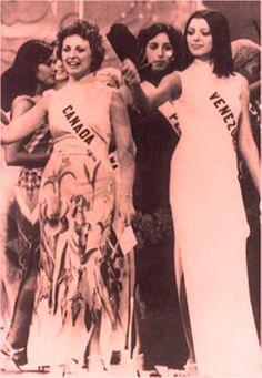 Miss Venezuela  Virreina Universal 1976