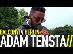 ADAM TENSTA bei BalconyTVBerlin  https://www.balconytv.com/berlin https://www.facebook.com/BalconyTVBerlin