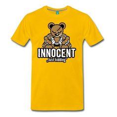 Teddy Innocent – ColorT - Männer Premium T-Shirt