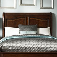 Shop for Liberty Furniture King Sleigh Bed, , and other Bedroom Sleigh Beds at Frazier and Son Furniture in Swanzey and Keene, NH area. Bed Furniture, At Home Furniture Store, Bed, Furniture, King Sleigh Bed, Home Furniture, Bed Sizes, Liberty Furniture, Bedroom Furniture