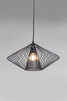 Kare design :: Lampa sufitowa Modo Wire Round glamstore