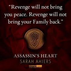 Assassin's Heart by Sarah Ahiers Heart Quotes, Book Quotes, Ya Books, Good Books, Book Show, Embedded Image Permalink, Assassin, Reading Lists, Writing A Book